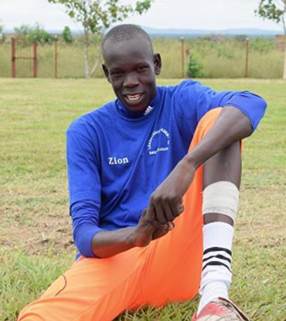 Deng Gabriel Story | 4africa