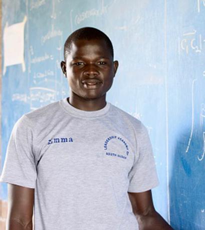 Mambu Alex Kweji Story | 4africa