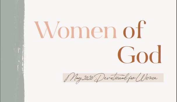 women of God 5 day devotion