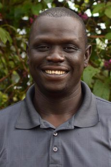 Asiki Isaac Head of Programs